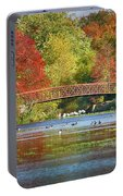 Fantasy Foliage Portable Battery Charger