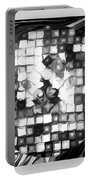 Fantasy Tiles Abstract Portable Battery Charger