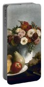 Fantin-latour: Fruits, 1865 Portable Battery Charger