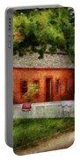 Farm - Barn - A Small Farm House  Portable Battery Charger