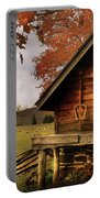 Farm - Barn - Shed Out Back Portable Battery Charger