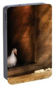 Farm - Duck - Welcome To My Home  Portable Battery Charger