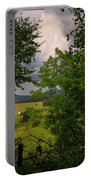 Farm Before The Storm Portable Battery Charger