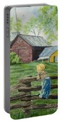 Farm Boy Portable Battery Charger