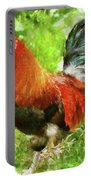 Farm - Chicken - The Rooster Portable Battery Charger