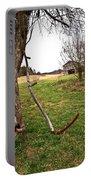Farm Scene Portable Battery Charger