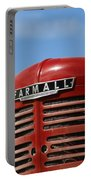 Farmall Tractor Portable Battery Charger