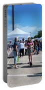 Farmers Market Meetings Portable Battery Charger