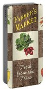 Farmer's Market Patch Portable Battery Charger