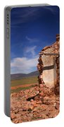 Farmhouse Cottage Ruin Flinders Ranges South Australia Portable Battery Charger