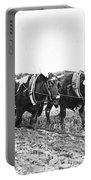 Farming: Ploughing, C1930 Portable Battery Charger
