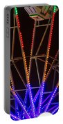 Farris Wheel Close-up Portable Battery Charger
