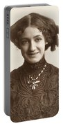 Fashion: Hairstyle, C1900 Portable Battery Charger
