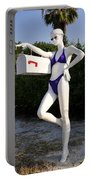 Fashion Mailbox Portable Battery Charger