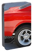 Fastback Mustang Portable Battery Charger