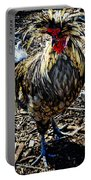 Fat Tuesday - Mardi Gras Chicken Portable Battery Charger