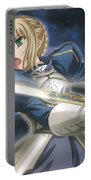 Fate/stay Night Portable Battery Charger