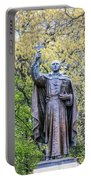 Father Marquette Portable Battery Charger