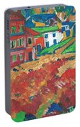 Fauvism Portable Battery Charger