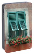 Faux  Painting Window  Portable Battery Charger