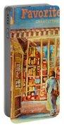 Favorite Viande Market Portable Battery Charger