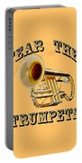 Fear The Trumpets. Portable Battery Charger