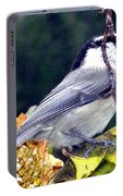 Feast For A Chickadee Portable Battery Charger