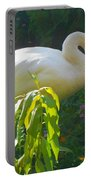 Feasting On Vegetation Portable Battery Charger