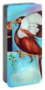 Feather Touch Portable Battery Charger