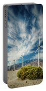 Feathers In The Sky Portable Battery Charger
