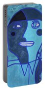 February 29th Girl Portable Battery Charger