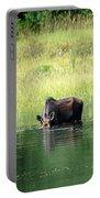 Feeding Moose Portable Battery Charger