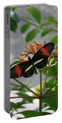 Feeding Time - Butterfly Portable Battery Charger