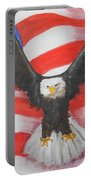 Feeling Patriotic Portable Battery Charger