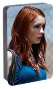 Felicia Day Portable Battery Charger