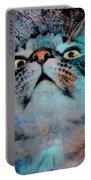 Feline Focus Portable Battery Charger