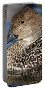 Female Mallard Portable Battery Charger
