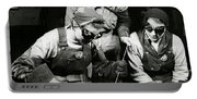 Female Welders - Ww2 Homefront - 1943 Portable Battery Charger