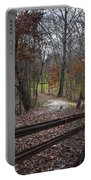Fence In The Forrest Portable Battery Charger