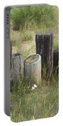 Fence Post All In A Row Portable Battery Charger