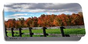 Fences, Fields And Foliage Portable Battery Charger