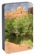 Feng Shui In Sedona Portable Battery Charger