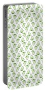 Fennel Foeniculum Vulgare Pattern. Portable Battery Charger