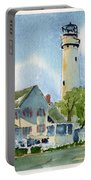 Fenwick Island Lighthouse Portable Battery Charger