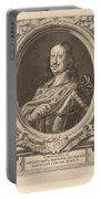 Ferdinando II, Grand Duke Of Tuscany Portable Battery Charger