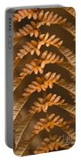 Fern Abstract Portable Battery Charger
