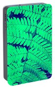 Fern Duotone 03 Portable Battery Charger