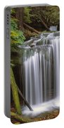 Fern Falls Portable Battery Charger