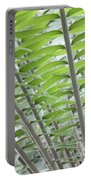 Fern Fronds Portable Battery Charger