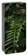 Fern Green Portable Battery Charger